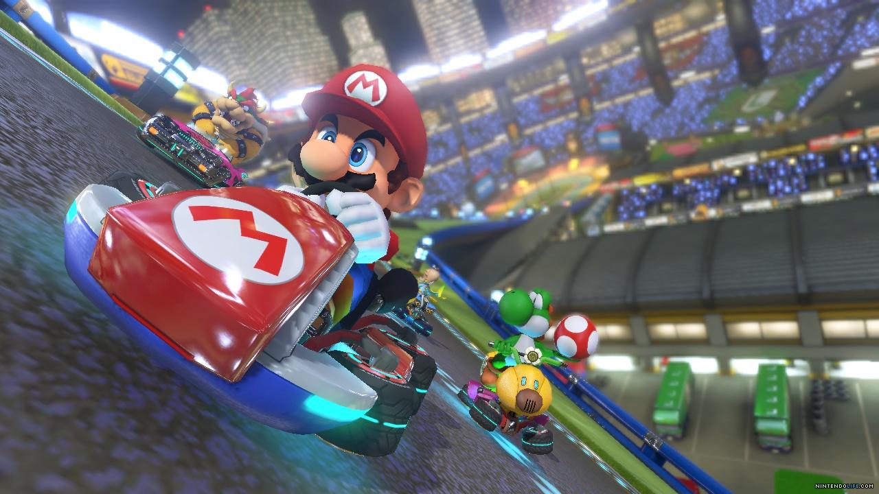 Mario Kart 8 Review: Eine schockierende, fantastische Fahrt!
